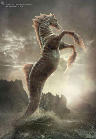 File:Hippocampus - golden.jpg