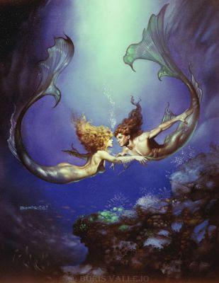 File:Mermaids, Boris Vallejo.jpg