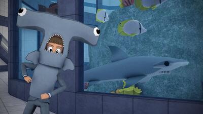 Shark-joe