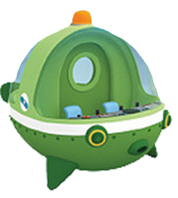 Gup E Octonauts Wiki Fandom Powered By Wikia