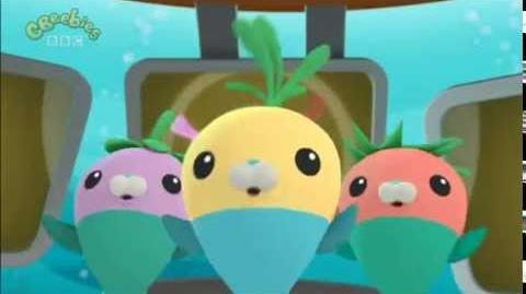 Octonauts Creature Report The Reef Lobster Ep 3