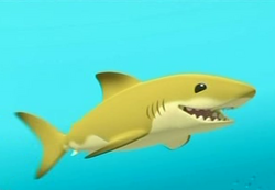 Lemmy the Lemon Shark