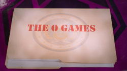 The O Games Case File