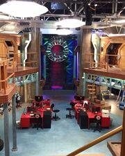 Headquarters in Season 2