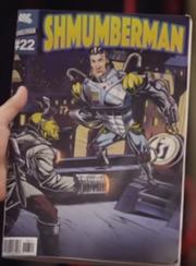 Shmumberman comic