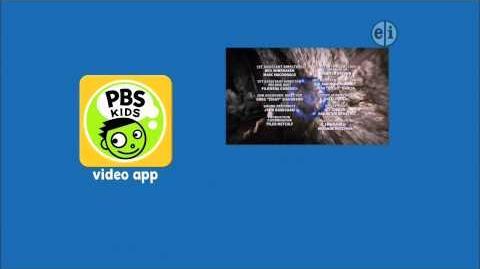PBS Kids Credits Odd Squad (2015)