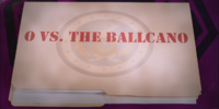 O vs. the Ballcano