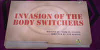Invasion of the Body Switchers