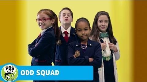 ODD SQUAD Meet the New Agents PBS KIDS OddSquadMovie