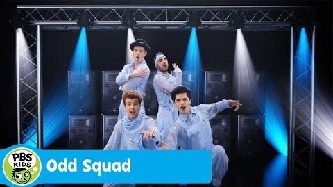 ODD SQUAD - Take Away Four (Extended Cut) (Song) - PBS KIDS