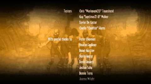 Oddworld New 'n' Tasty - Credits