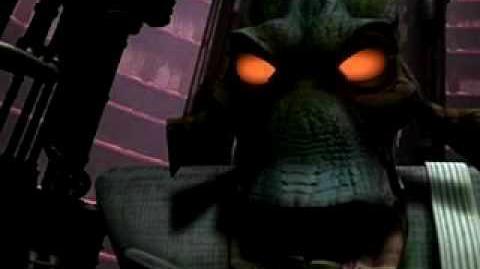 Oddworld Abe's Exoddus - Bad Ending