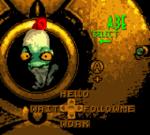 Oddworld Adventures II GBC GameSpeak