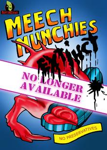 Meech munchies by zimmii