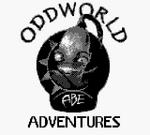 Oddworld Adventures GB Title