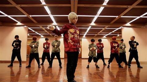 【アルス先僕SLHパンmen】一触即発☆禅ガール 踊ってみた【釈迦力男塾】HD