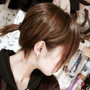 Amayu ponytail