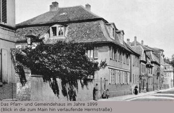 Französisch-Reformierte Kirche Pfarrhaus