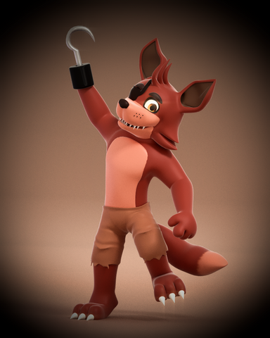 File:Here s foxy by smashingrenders-d8e0tyq.png