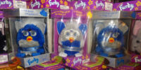 Furby 1998- Blue Turtle