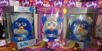 Furby 1998- Blue Turtle