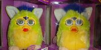 Furby 1998- Kiwi