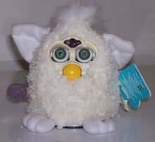 A White Furby Baby (1999)