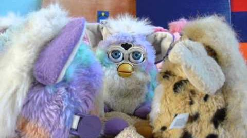Furby Thumbo,Thumbo and Ha-da-1