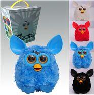 Phoebe clone do Furby