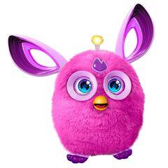 Purple Furby Connect