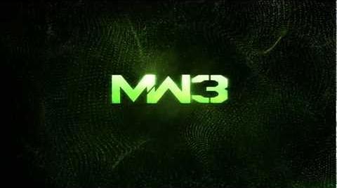Call of Duty Modern Warfare 3 - America Under Siege