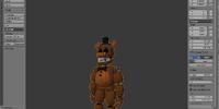 Sinister Freddy