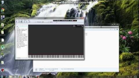 PFA Hack How to View All 128 Keys in Piano From Above