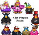 Club Penguin Reality