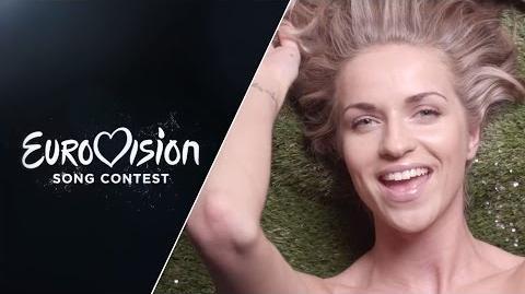 Gabriela Gunčíková - I Stand (Czech Republic) 2016 Eurovision Song Contest