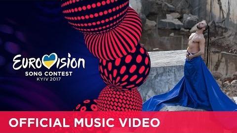 Slavko Kalezić - Space (Montenegro) Eurovision 2017 - Official Music Video