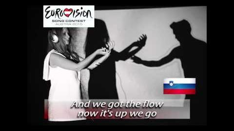 "Maraaya - Here For You ""ESC 3minute version"" (Slovenia) 2015 Eurovision Song Contest"