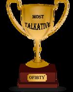 Trophytalkative