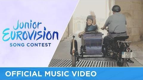 Christina - Parachute (Malta) Junior Eurovision 2016