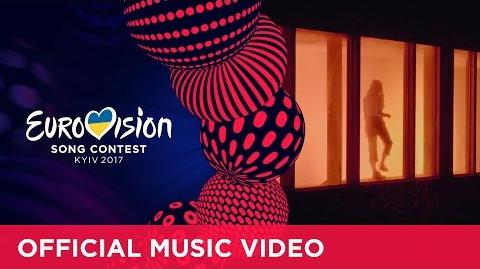Blanche - City Lights (Belgium) Eurovision 2017 - Official Music Video