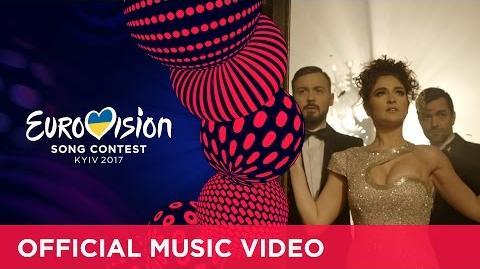 Timebelle - Apollo (Switzerland) Eurovision 2017 - Official Music Video