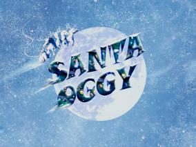 Santa Oggy Title
