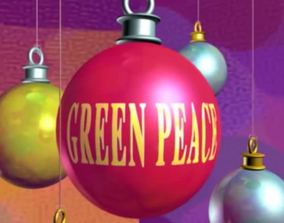 Green Peace Title