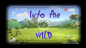 Into the Wild Title