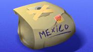 A written bag