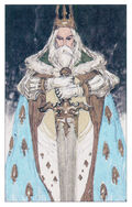 TO PSP Tarot 04 The Emperor