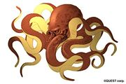LuCT SNES Octopus Artwork