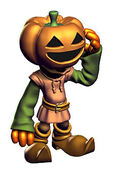 PLC Pumpkinhead