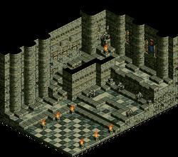 Fiduc Castle - Hallway