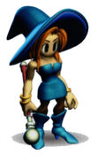 PLC Witch